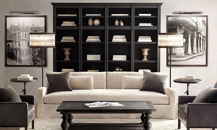 25 best ideas about restoration hardware sofa on for Restoration hardware living room furniture