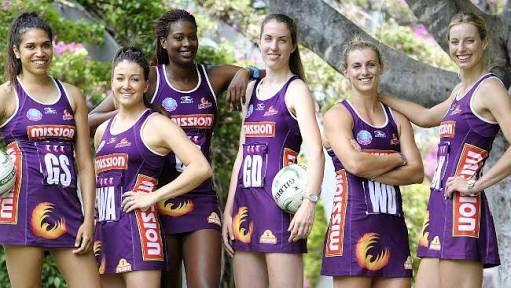 Queensland Firebirds  My fave team
