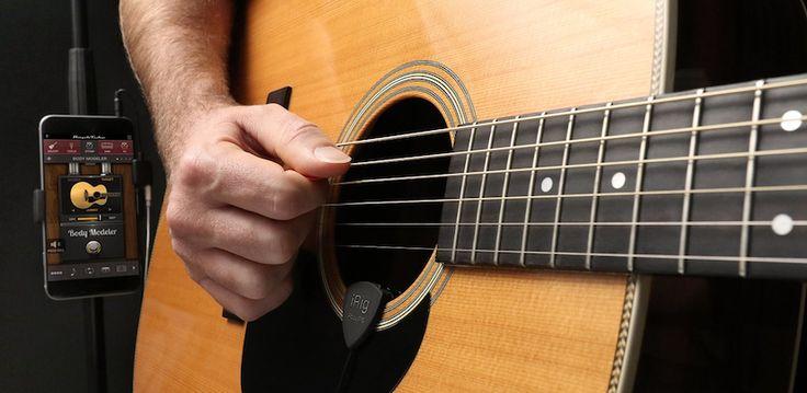 iRig Acoustic, ya disponible el primer micrófono para guitarra acústica compatible con iOS - http://www.actualidadiphone.com/irig-acoustic-ya-disponible-el-primer-microfono-para-guitarra-acustica-compatible-con-ios/