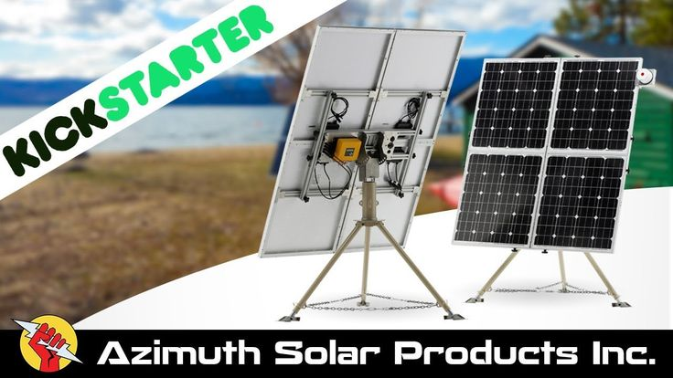 Azimuth Solar Products is dedicated to creating affordable, reliable, and powerful solar generator systems to give everyone the security and independence of off-grid capable solar energy. We're taking advantage of the falling prices of solar panels to offer products with no competition in its price range for power output capability. http://kck.st/2i7nl5m
