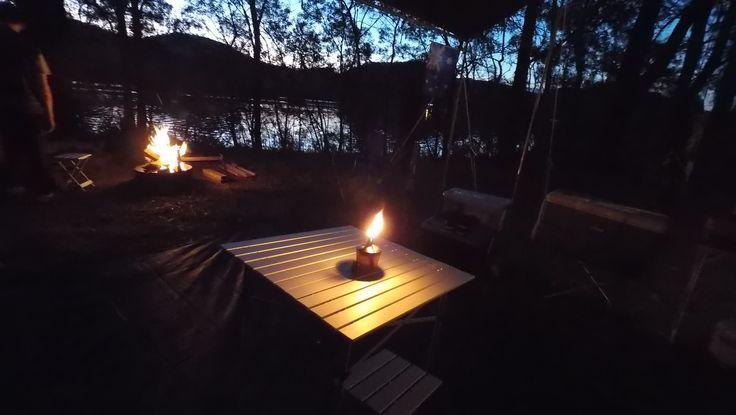 #Campfire at #GentlemansHalt 2015