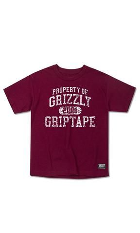 Grizzly Youth Vintage Prop Tee - Fuel Clothing