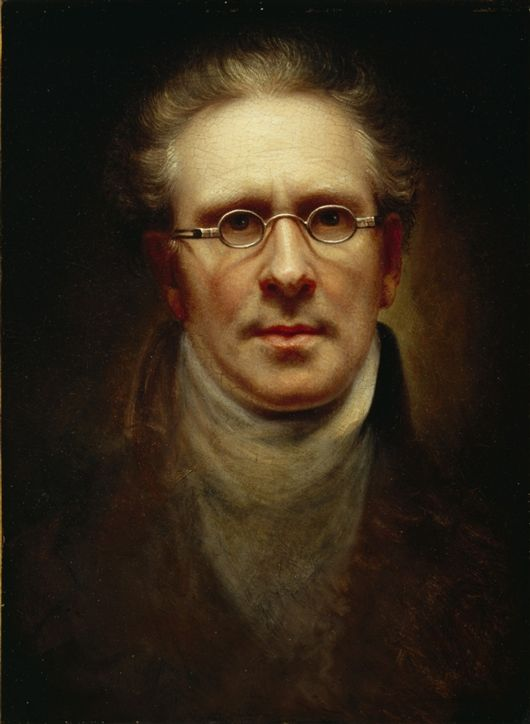 Rembrandt Peale, self-portrait