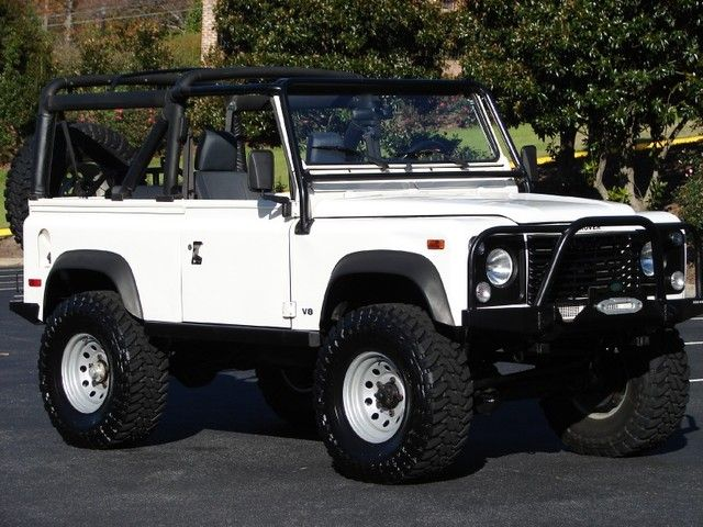 Lifted Jeeps For Sale In Nc >> 1531 best images about Defender on Pinterest   Defender 130, Station wagon and Range rovers