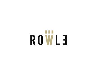 """Check out new work on my @Behance portfolio: """"Rowle X Branding"""" http://be.net/gallery/38311481/Rowle-X-Branding"""