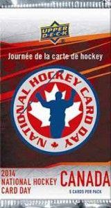 National Hockey Card Day January 18, 2014