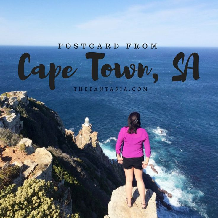 If you've always wanted to go to Cape Town, South Africa, make sure you visit the Cape Peninsula - a phenomenal place to see and enjoy!