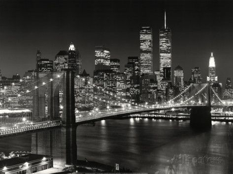 I love Bridges!  The Brooklyn Bridge has so much history.  My father's family walked on it many times.  I Love New York!