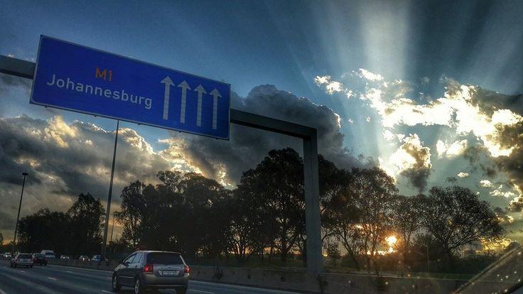 Road Rays in Johannesburg