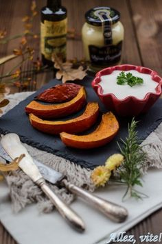 Raffiniert mariniert: Rezept für Kürbis aus dem Ofen - allez-vite.com