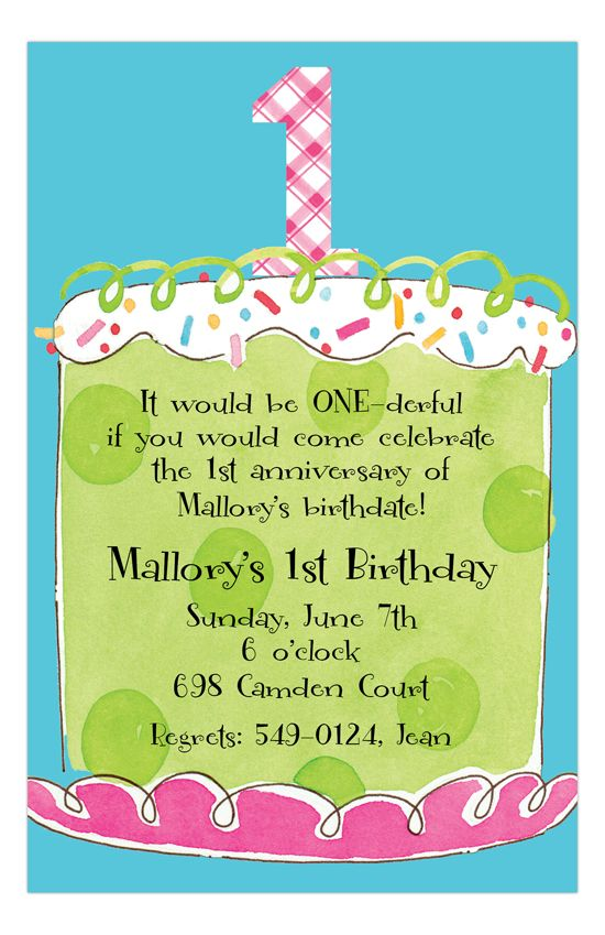 22 best 1st birthday invitations images on pinterest dots 1st girl first birthday invitation filmwisefo Images