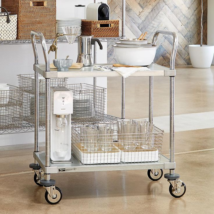 Industrial Kitchen Cart Bar Cart Serving Cart: Best 25+ Serving Cart Ideas Only On Pinterest