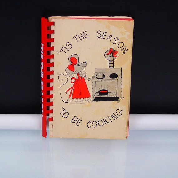 Cookbook 'Tis The Season To Be Cooking By Susan Chrane
