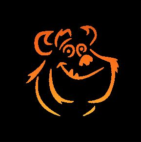 sully pumpkin template - 62 best pumpkin carving images on pinterest silhouettes