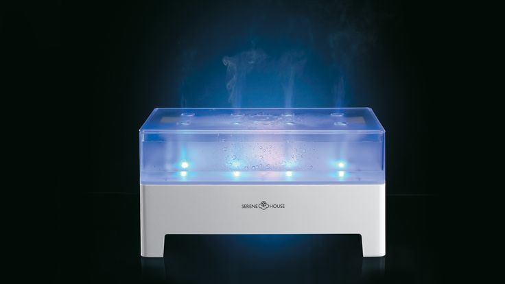 Rainbow Aromatherapy Mist Diffuser >> pretty cool! Have you used this, do you like it?