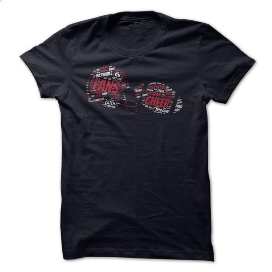 Football Fans Shirt - t shirt maker #Tshirt #T-Shirts