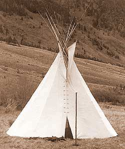 the reliable tipi the crow barre army navy store