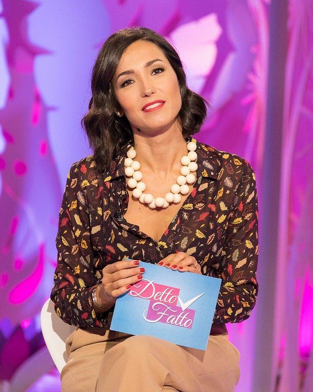 Detto Fatto – Look della settimana n° 9 | Caterina's secrets - Il blog ufficiale di Caterina Balivo