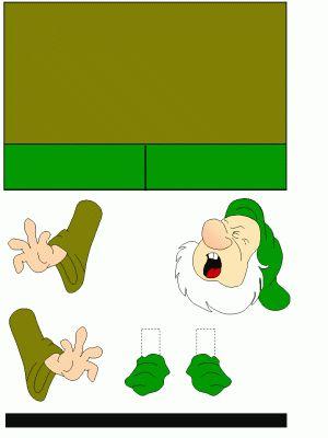 wc rol Sneezy (7 dwergen)
