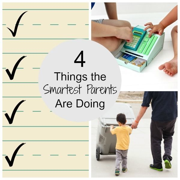 "You may consider yourself a smart parent, but if you ""help"" your kids overcome hurdles by doing things for them, you may not be as much of a smarty pants as you think you are. Although it takes more time and is sometimes more frustrating for you and your kids, by allowing them to do things on their own, you prepare them for a much brighter future as an adult. Check out eBay's guide to what smart parents do, and learn how to be a smart parent and help your children grow at the same time."