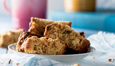 """Classic cook rusks #recipe. Few things spell """"comfort"""" quite like a cup of coffee and a rusk. Try your hand at making your own with this easy recipe. This recipe requires cashews and almonds #nom #nom"""