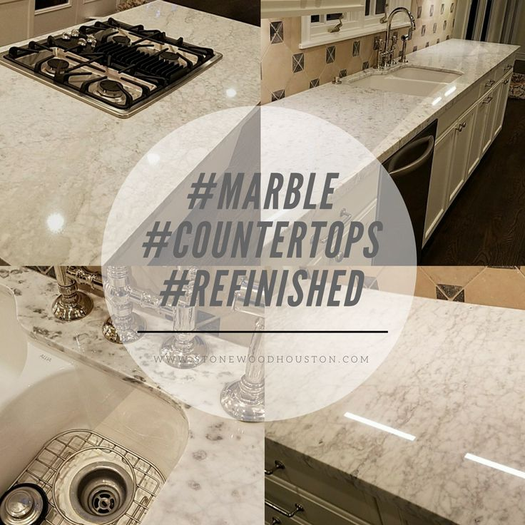 To #keep your #surfaces #looking their best, we recommend a #professional #cleaning every year or so, #marble #countertops #refinished Let´s get in touch  713-306-8643 http://www.stonewoodhouston.com/contacts/