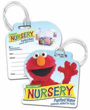 FREE Nursery Bag Tag at 12 Noon EST.
