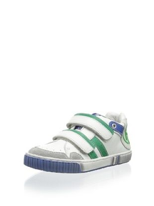 67% OFF Romagnoli Kid's Casual Sneaker (Green)