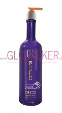 GKhair Miami Bombshell 710ml Blonde Hair Global Keratin Juvexin Warszawa