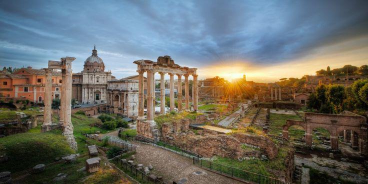 Een wandeling door het oude Rome - Italië Uitgelicht