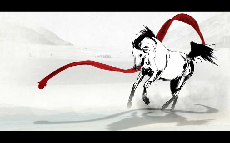 LOUIS VUITTON - Chinese Lunar New Year 2014. Exclusive online viral animation for Louis Vuitton in honour of the Chinese Zodiac Year, The Ho...