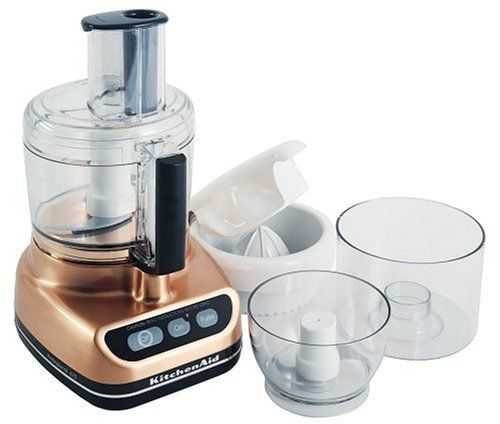 KitchenAid KFP690CP Professional Food Processor, Brushed Copper | Kitchen Equipment List