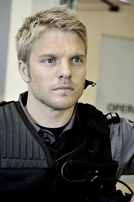 Sam, Flashpoint- one of my future husbands...