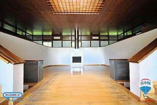 1970s Johannes Spalt-designed Wittmann House in Krems an der Donau, Austria