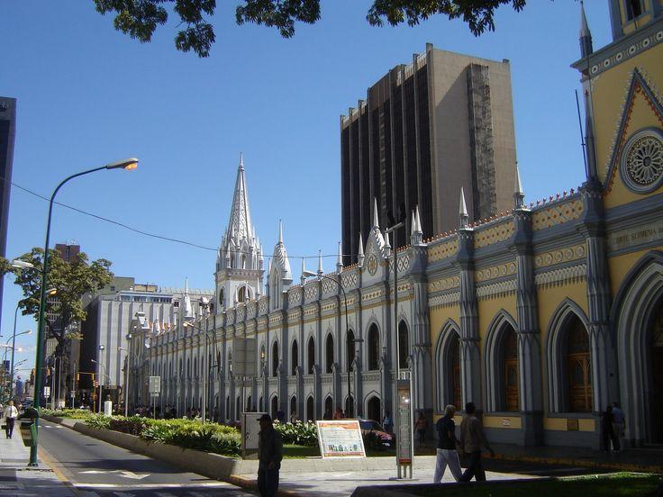 La antigua corte suprema de justicia, Caracas