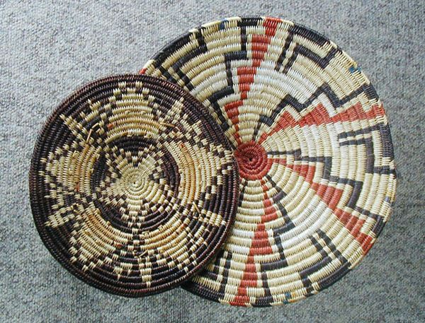 History Of Basket Weaving : Best images about native american baskets and handmade