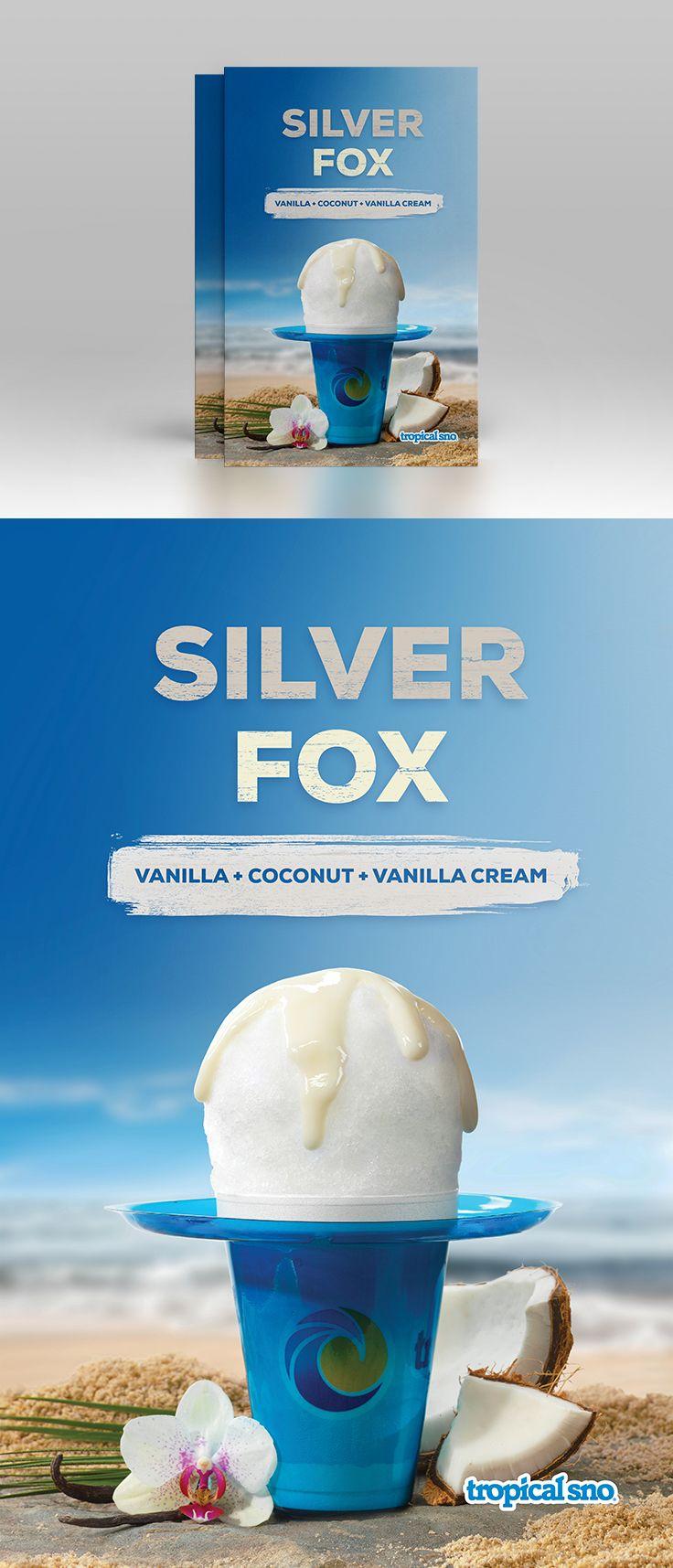 Silver fox poster fo
