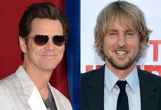 """Jim Carrey and Owen Wilson are slated to star in a new heist comedy formerly known as """"Loomis Fargo."""""""