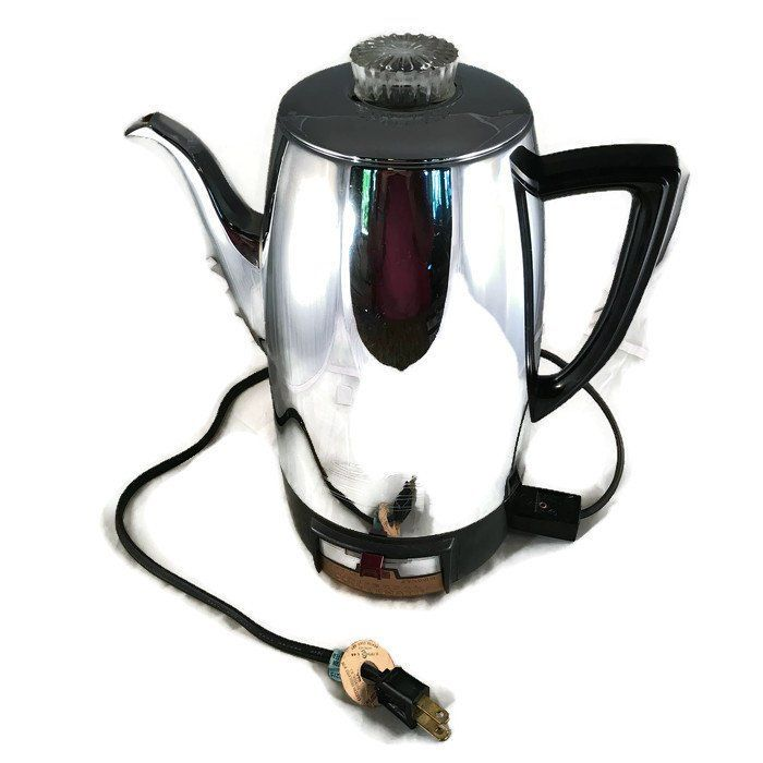 Excited To Share The Latest Addition To My Etsy Shop Coffee Pot Vintage Coffee Maker Coffeematic Made By Univer Vintage Coffee Pot Vintage Coffee Coffee Type