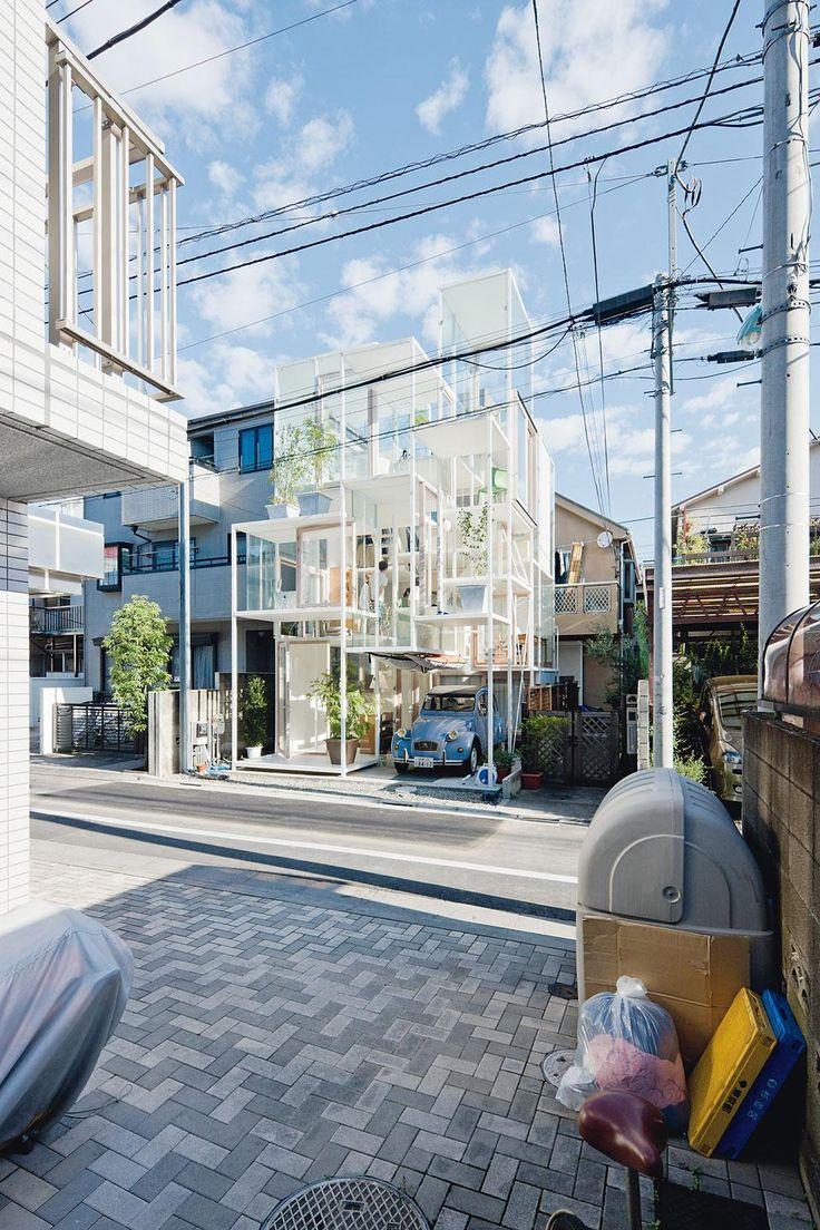 Tokyo's vertical thresholds #3: Sou Fujimoto