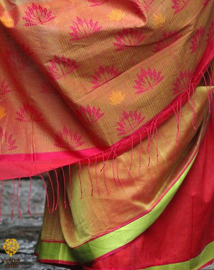 Beautiful Saree Collection at Mother Earth...