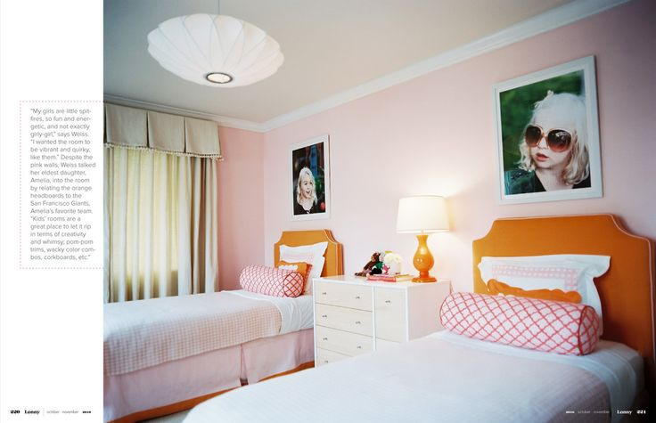 girls room: Colors Combos, Little Girls, Above Beds, Girls Bedrooms, Shared Rooms, Twin Beds, Photo, Girls Rooms, Kids Rooms