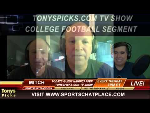 College Football Picks Week 9 Previews NCAA Predictions Odds With Mitch ...