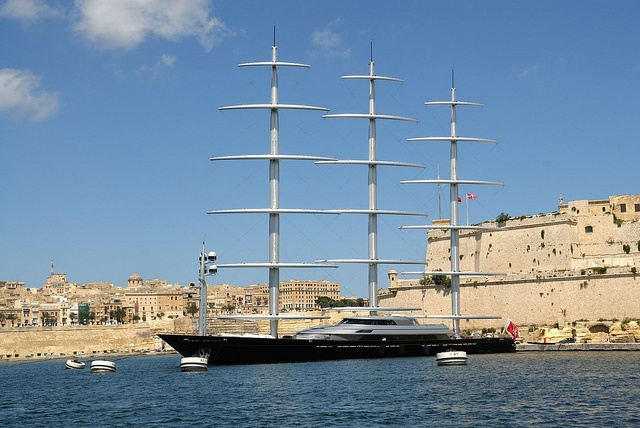 17 Best images about Superyachts in Malta on Pinterest ...