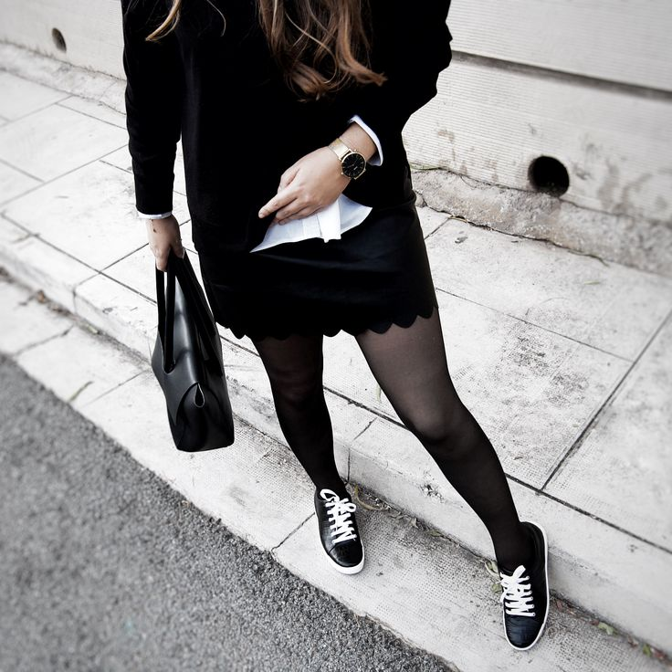 Saturday errands @shoesofprey #shoesofprey ☕️ Get your unique pair using  'SARAHJADE' ☕️
