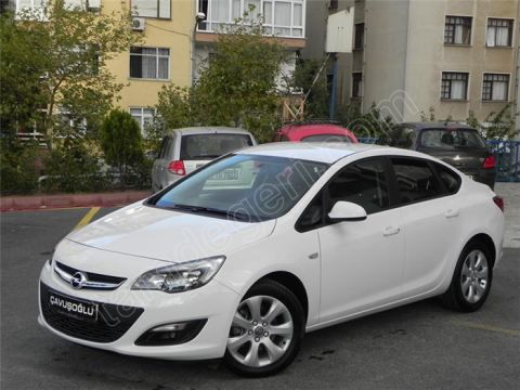 2014 Opel Astra 1.6 CDTİ Business