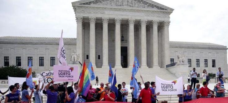 Верховный суд США разрешил однополые браки по всем 50 штатам - БОГ НЬЮЗ - BOG NEWS - Новости в Божьем контексте