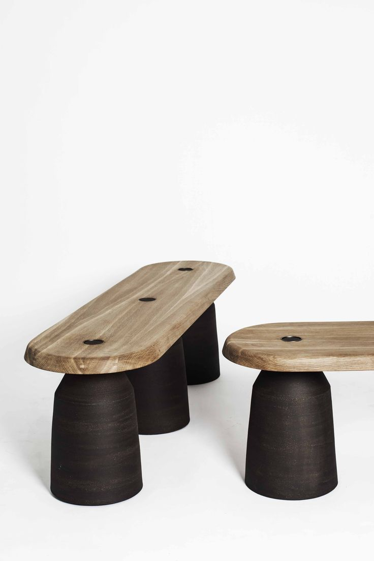 Base Bench Is A Minimalist Design Created By Copenhagen Based Designer  Maria Bruun. Base Bench Was Created With The Intention Of Gathering People  Around The ...
