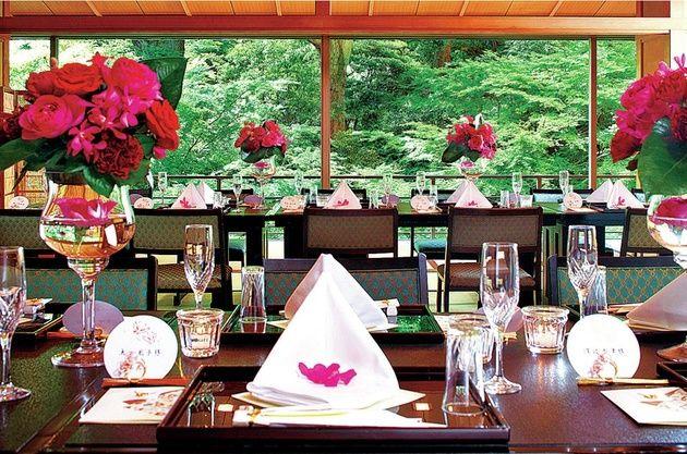 【ホテル椿山荘東京】日本の伝統美を感じる美しき和の会場 | ウエディング | 25ans(ヴァンサンカン)オンライン