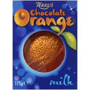 Milk Chocolate Orange Gift Box | Coles Online